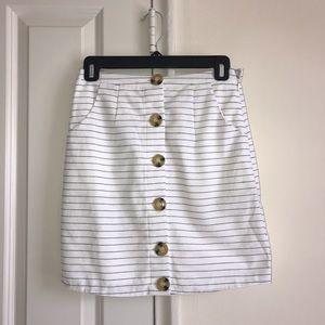 Sabo Mini Skirt